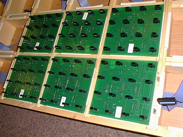LiteFoot - optical sensor boards